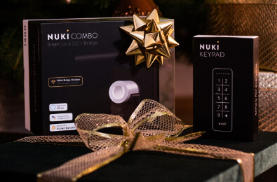 Nuki Keypad Combo