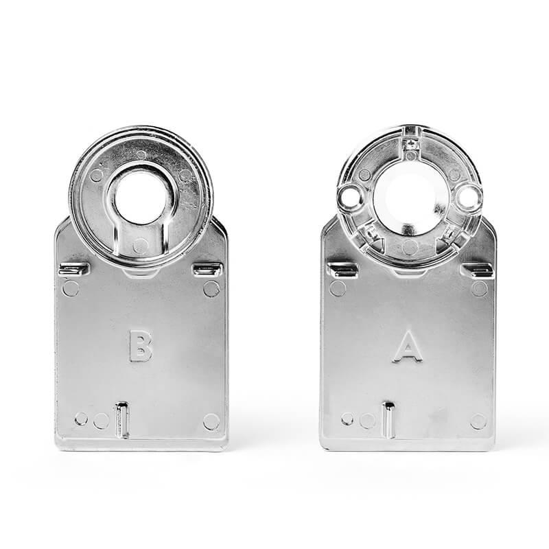 Montageplatten für das elektronische Türschloss / Smart Lock