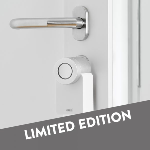 Nuki Smart Lock white Edition - limited edition