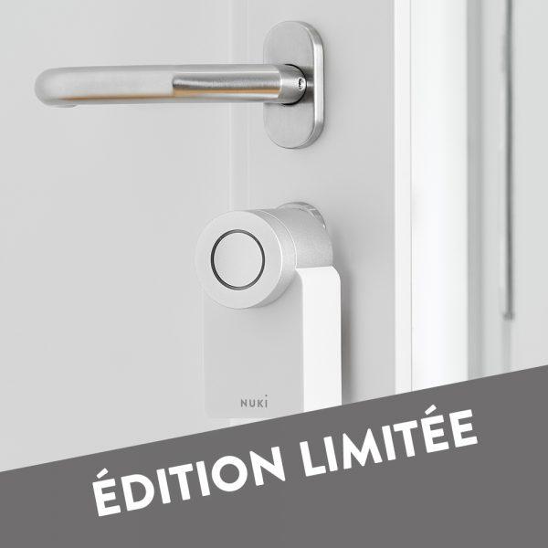 Nuki White Edition - Édition limitée