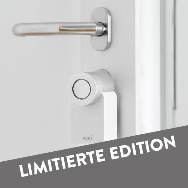 Nuki Smart Lock weiße Edition - limitierte Edition